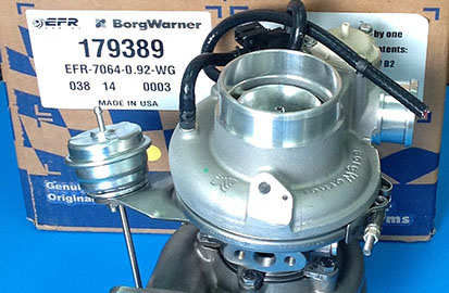 Borgwarner turbo Parts