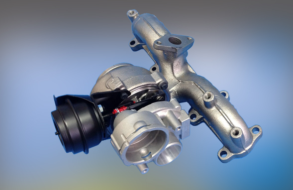 hybrid turbo chargers